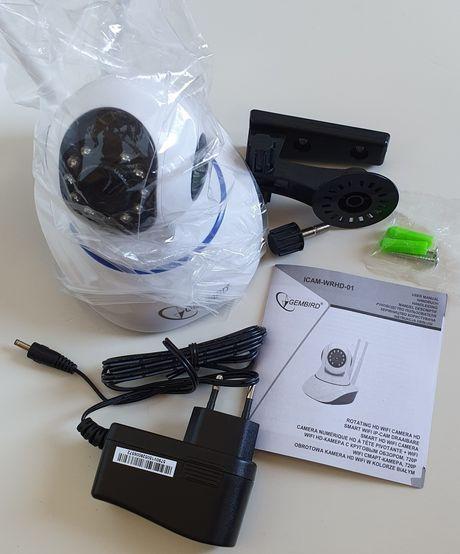 GEMBIRD ICAM-WRHD-01 Wifi HD-камера с круговым обзором 360 градусов, 7