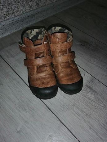 Ботинки для мальчика 20 сантиметров стелька