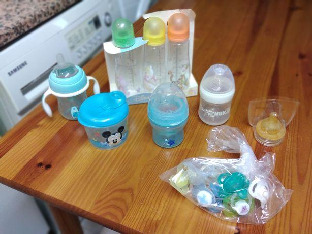 Conjunto puericultura para bebé