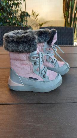 Зимние термо-сапожки для девочки+подарок
