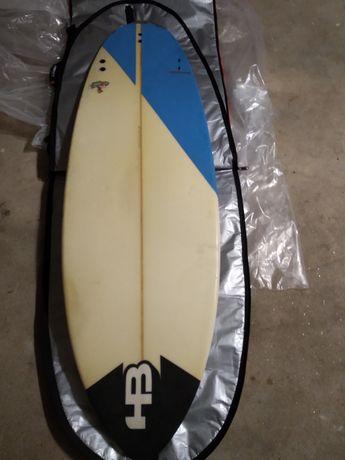 Prancha surf HB ebomb 5'10