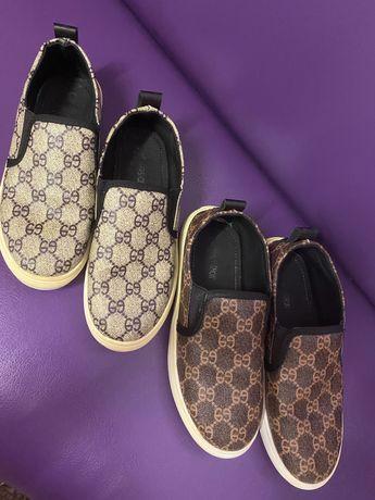 Дитячі кеди, сліпони 32 розміру, кросівки, взуття