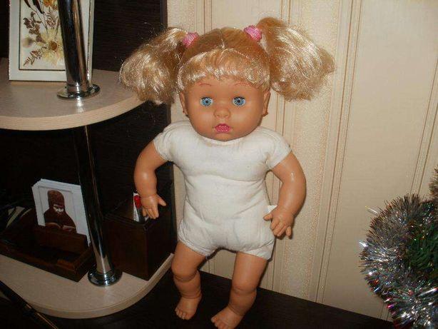 Интерактивная кукла-пупс 43 см