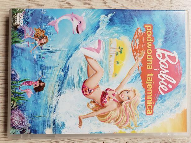 DVD Barbie i podwodna tajemnica