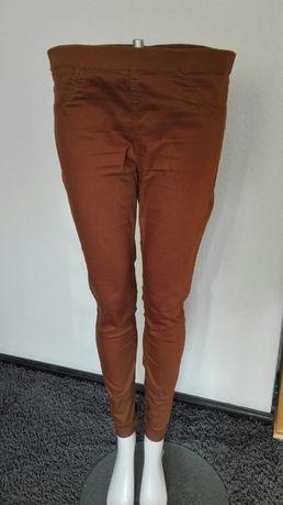 Spodnie ceglane damskie H&M