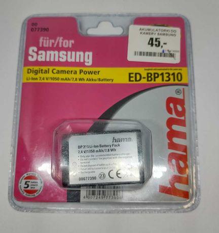 Akumulatorki Do Kamery  Samsung  ED- BP 1310