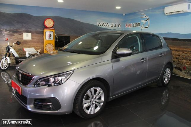Peugeot 308 1.6 Hdi Active facelift 2018