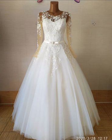 Свадебное платье 7500 Возможен торг