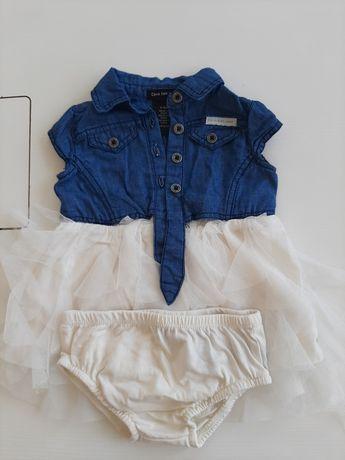 Sukienka Calvin Klein Jeans 3-6 m