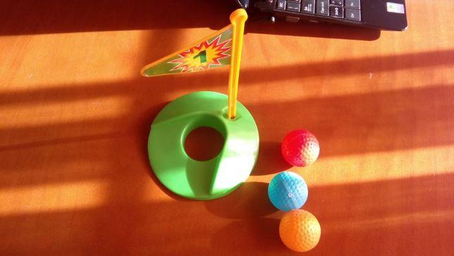Lote de artigos Mini Golf Criança