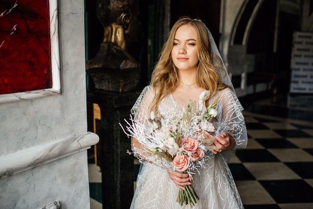 Весільне плаття, свадебное, ручна робота, ТОП якість, ціна!