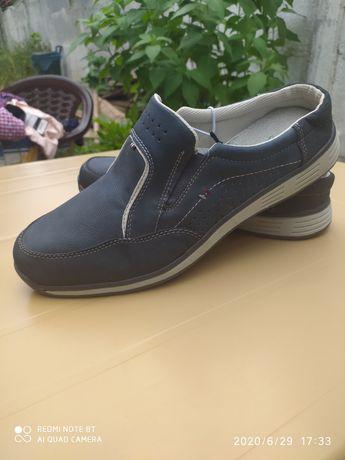 Туфли мужские Германия. Р.45.