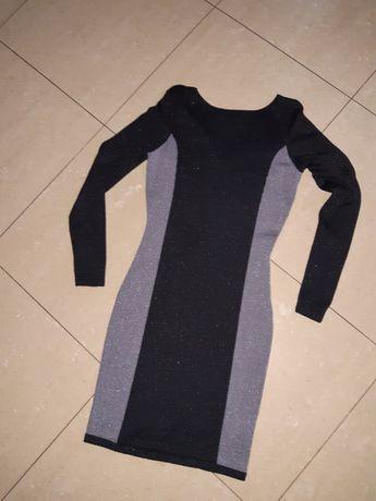 Sukienka dzianinowa r S Orsay