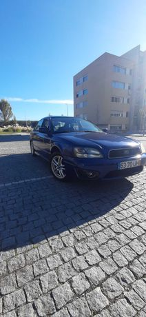 Subaru legacy 2.5 4x4 AWD