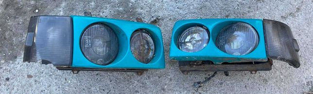 LAMPY przednie PROJEKTOR vw T4 transporter
