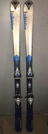 Лыжи stockli sinox easy 156