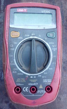 Мультиметр под списание