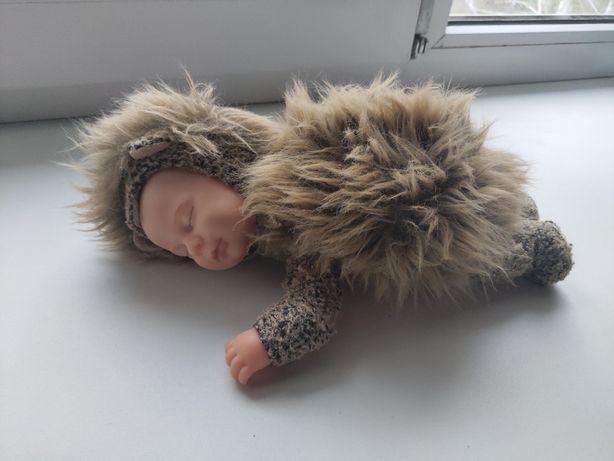 СРОЧНО ПРОДАМ Куклу Младенец Ёжик Anna Geddes в идеальном состоянии!