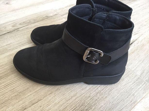Ботинки 38,5 р