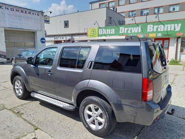 Nissan Pathfider, 2,5L Diesel, 7 osobowy, SUV, z polskiego salonu