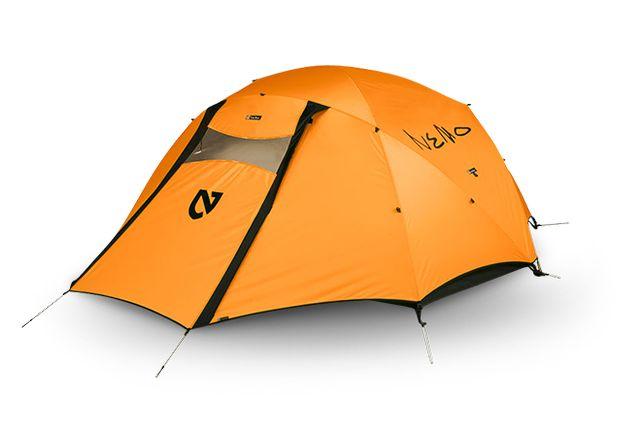Палатка 4-х сезонная NEMO Alti Storm 2P (двухместная, зимняя). Новая.