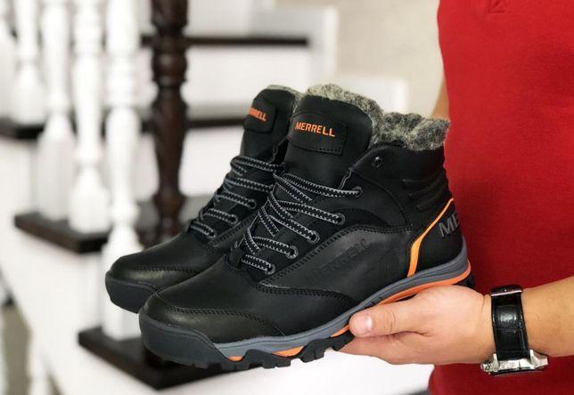 Інші варіанти!Зимові кросiвки Merrell!Якicнi!