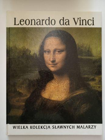 LEONARDO DA VINCI. Wielka Kolekcja Sławnych Malarzy + Słoneczniki