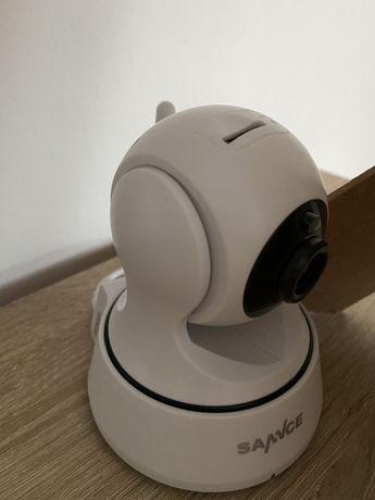 Kamera monitoring HD smart Wireless Pt ip HOME SECURITYcamera SANYCE