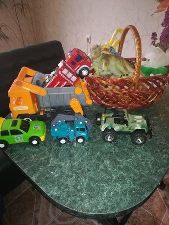 Лот детских игрушек