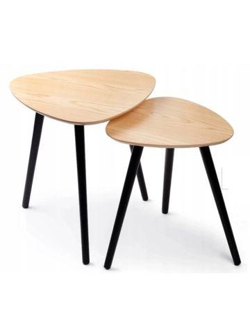 Stolik stoliki kawowe zestaw stolików Twins homekraft