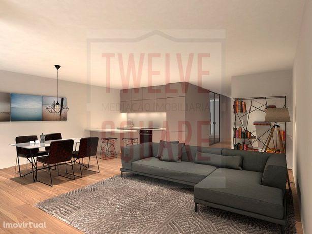 Apartamento T1 em Leiria, Condomínio Quinta de São José