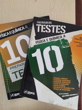 Manuais Preparação de Exame Física e Qímica A