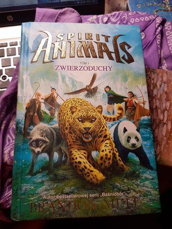 Książka Zwierzoduchy