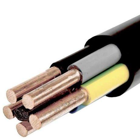 Kabel ziemny YKY 5x10  0,6/1kV