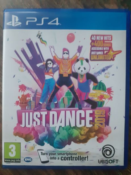 Just Dance 2019 gra na PS4