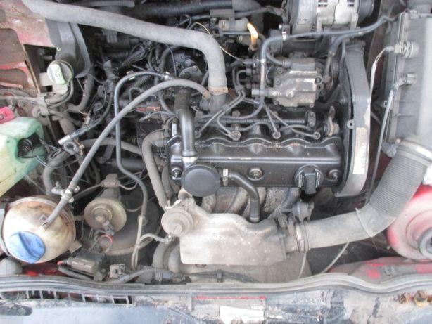 Polo 6n III Ibiza Cordoba silnik 1,9 sdi pompa wtryski skrzynia biegów