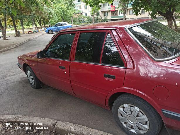 Mazda 626 на газу