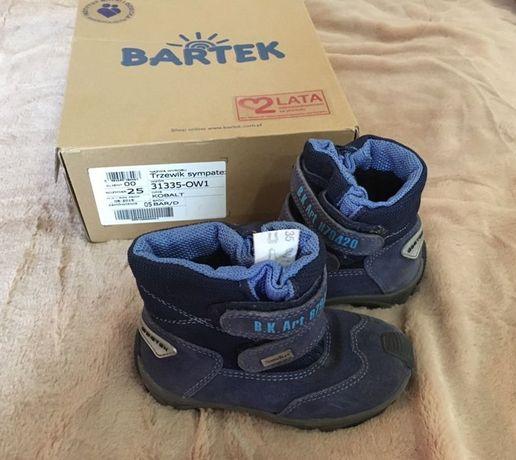 Зимние ботиночки 26 р-р+подарок