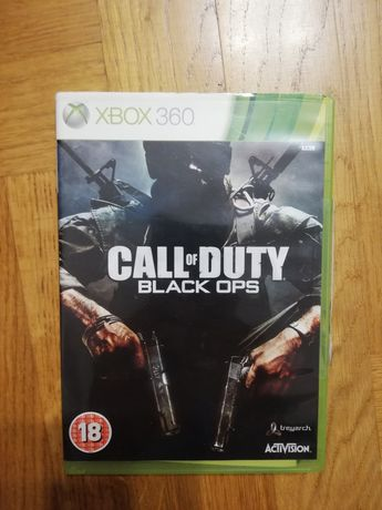 Call of duty black ops gra