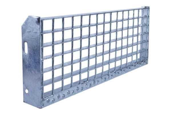 Stopień schodowy ocynk WEMA 34X38 30X2 L800 B270