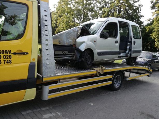 pomoc drogowa zgorzelec niemcy A4 A18 holowanie autolaweta laweta