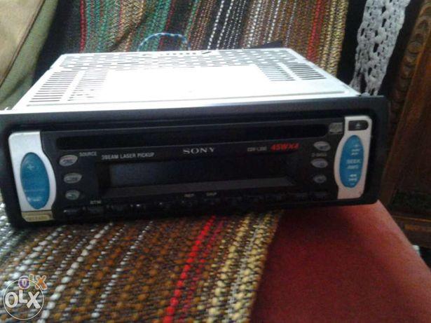 Auto-Rádio da marca Sony