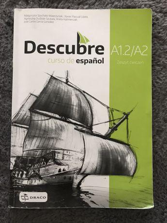 Zeszyt cwiczen do jezyka hiszpanskiego