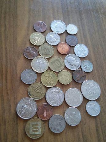 Монеты, купюры, для коллекции, на подарок