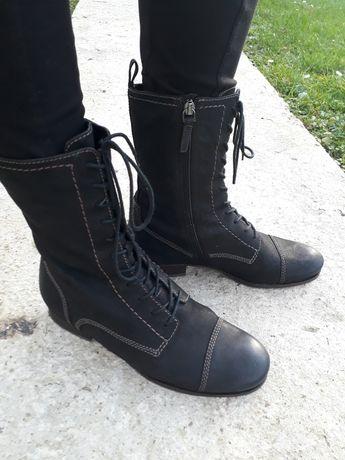 Черевики,чоботи, ботинки Ecco