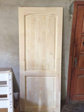 Двери деревянные от производителя