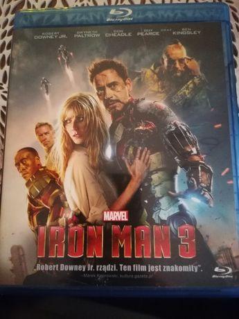 Iron Man 3 bluray