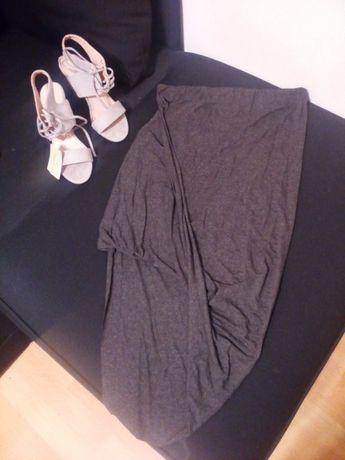Asymetryczna spódnica Medicine, rozmiar L, piękna!!