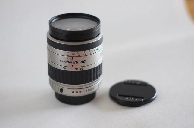 Obiektyw Pentax smc FA 28-80 mm f/3.5-5.6