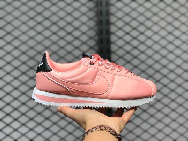 -42% Кросівки Nike CORTEZ BASIC TXT VDAY (GS) | оригінал
